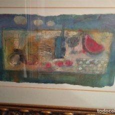 Arte: CUADRO DEL PINTOR ANTONIO LLABRES CAMPINS. Lote 161902410