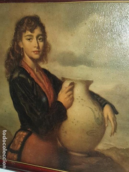 FIGURA MUJER (Arte - Pintura - Pintura al Óleo Contemporánea )