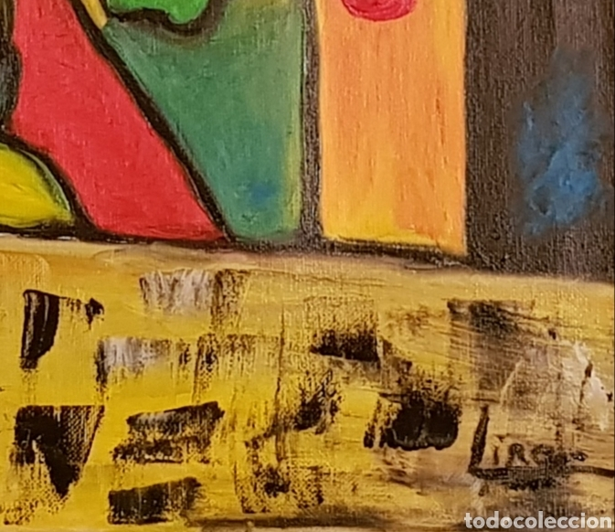 Arte: Abstracto.Oleo sobre lienzo 50x50 de Catalina Franco - Foto 5 - 161948096