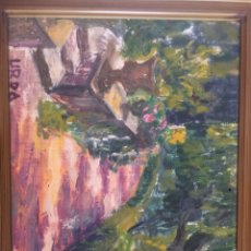Arte - Paisaje pintura Urda - 162481482