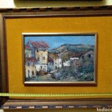 Arte: CUADRO AUTÉNTICO JOSE PINA. Lote 162502940