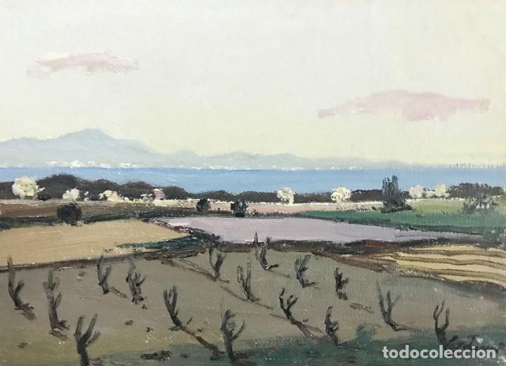 ANTONI SADURNI (1927-2014) (Arte - Pintura - Pintura al Óleo Contemporánea )
