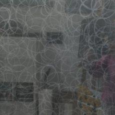 Arte: MURADO, ANTONIO (LUGO, 1964) MARAÑA. TÉCNICA MIXTA SOBRE PAPEL FOTOGRÁFICO.. Lote 162760986