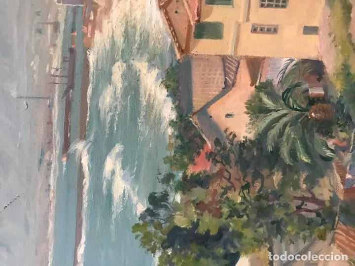 Arte: espectacular vista de malaga, karl weise - Foto 2 - 162785294
