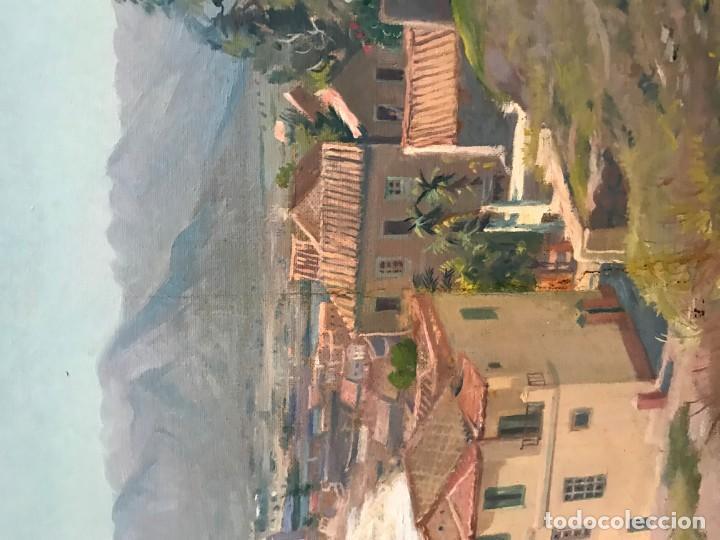 Arte: espectacular vista de malaga, karl weise - Foto 5 - 162785294