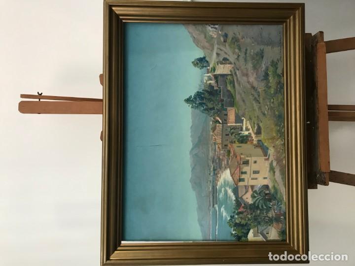 Arte: espectacular vista de malaga, karl weise - Foto 8 - 162785294