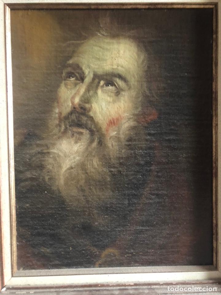 Arte: Óleo lienzo Siglo XVIII - Foto 8 - 163016281