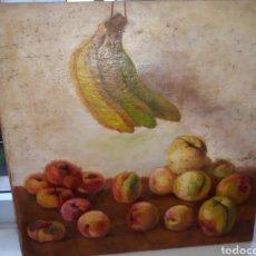 Arte: BODEGÓN DE FRUTAS. Lote 163444188