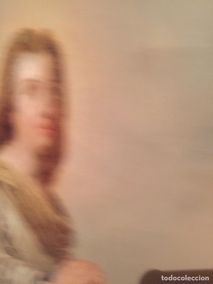 Arte: Oleo virgen de Juan maestre y Bosch año 1875(pieza en Mallorca para verla)(Mallorca) - Foto 19 - 163477841