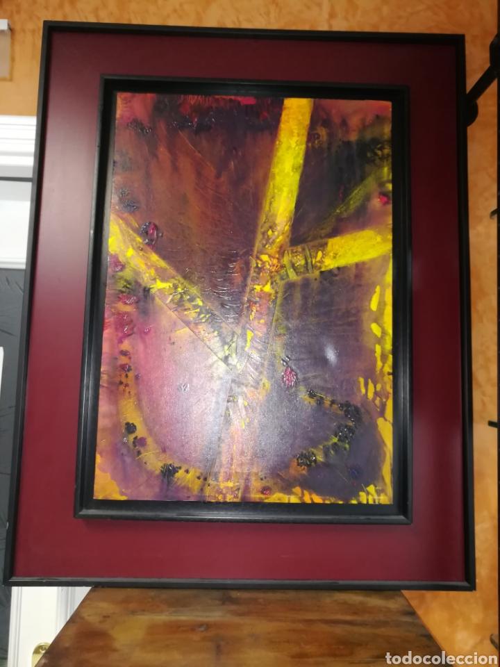 CUADRO (Arte - Pintura - Pintura al Óleo Moderna sin fecha definida)