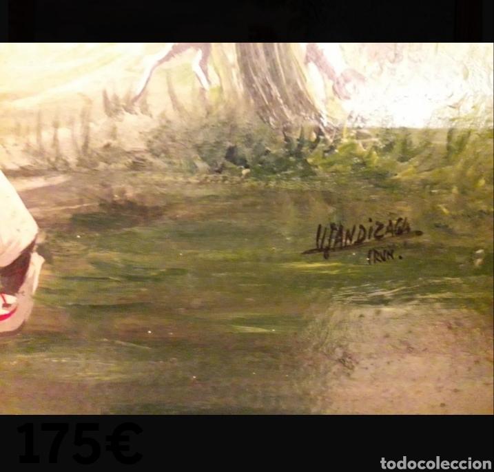 Arte: Cuadro del pintor Usandizaga pintor - Foto 3 - 163583142