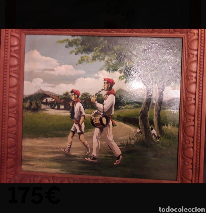 Arte: Cuadro del pintor Usandizaga pintor - Foto 4 - 163583142