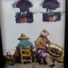 Arte: POVEDA IBARS , RAMON ( PINTOR ) /// OLEO SOBRE LIENZO ///. Lote 163656498