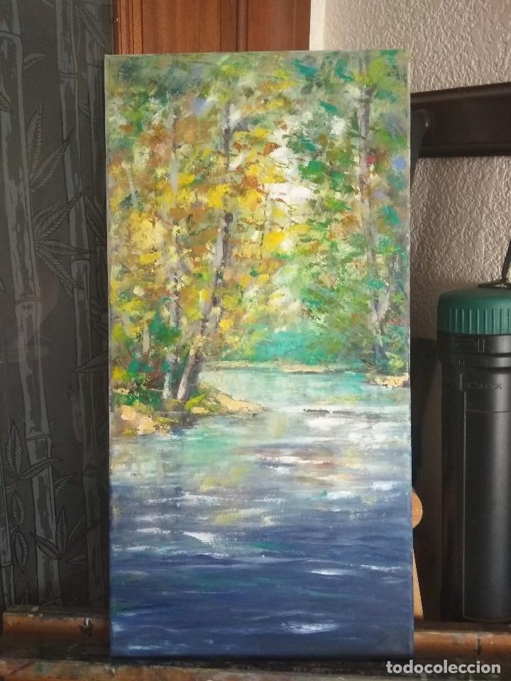 Arte: Pintura al óleo.Obra original de autor - Foto 3 - 163954854