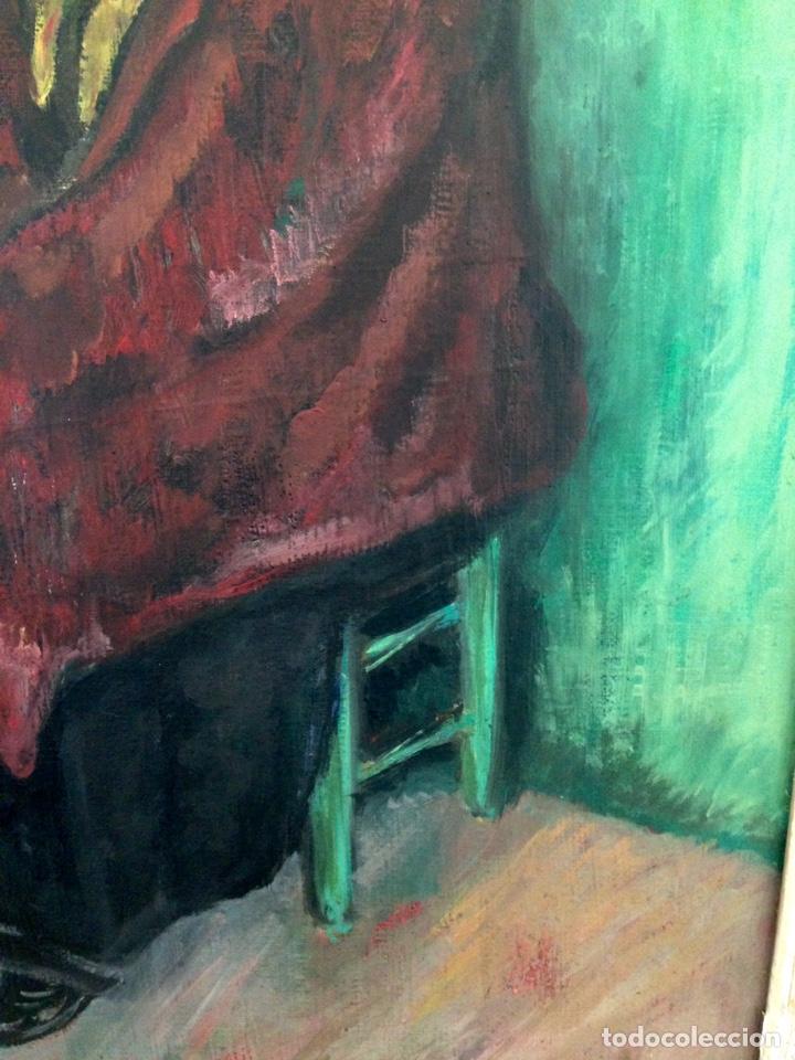 Arte: Cuadro siguiendo estilo de Isidre Nonell? - Foto 3 - 164334828