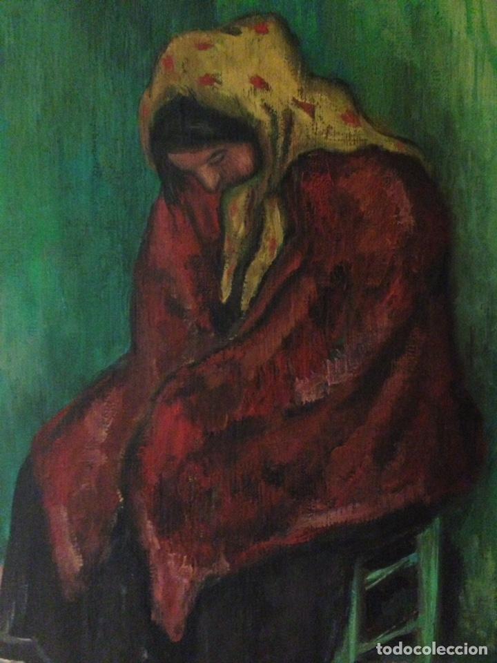 Arte: Cuadro siguiendo estilo de Isidre Nonell? - Foto 6 - 164334828