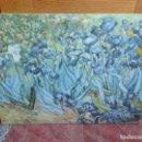 Arte: PINTURA ABSTRACTA FIRMADA POR EL AUTOR VINCEN 80X60. Lote 164450310