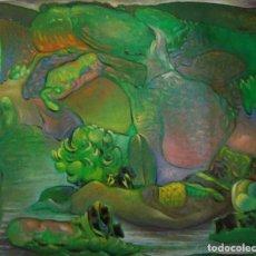 Arte: JOSE MORELLON. Lote 164561106
