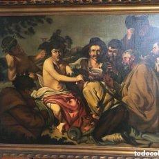 Arte: MANUEL BENEDITO/ÓLEO/LIENZO /MEDIDAS 100X73 CON MARCO 115X85. Lote 164580994