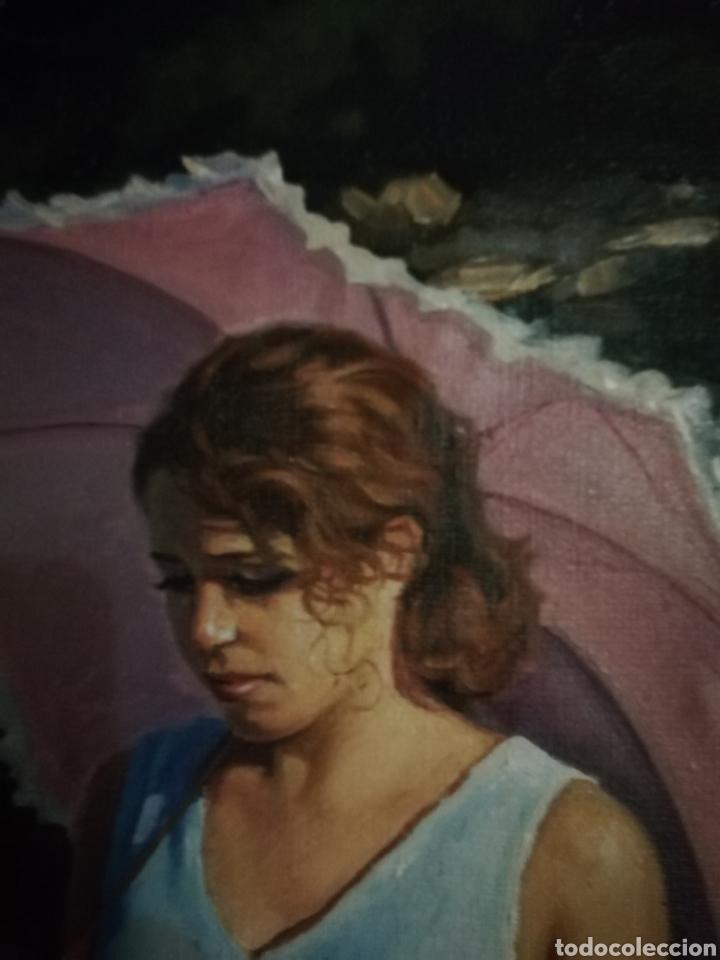 Arte: Mujer en las rocas. - Foto 3 - 164616366