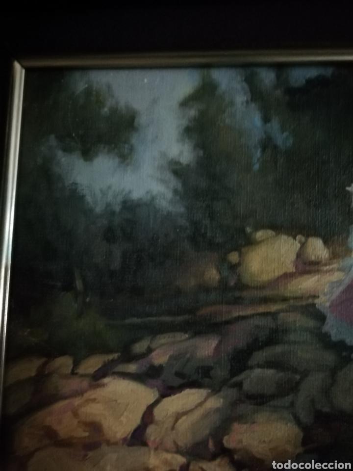 Arte: Mujer en las rocas. - Foto 4 - 164616366