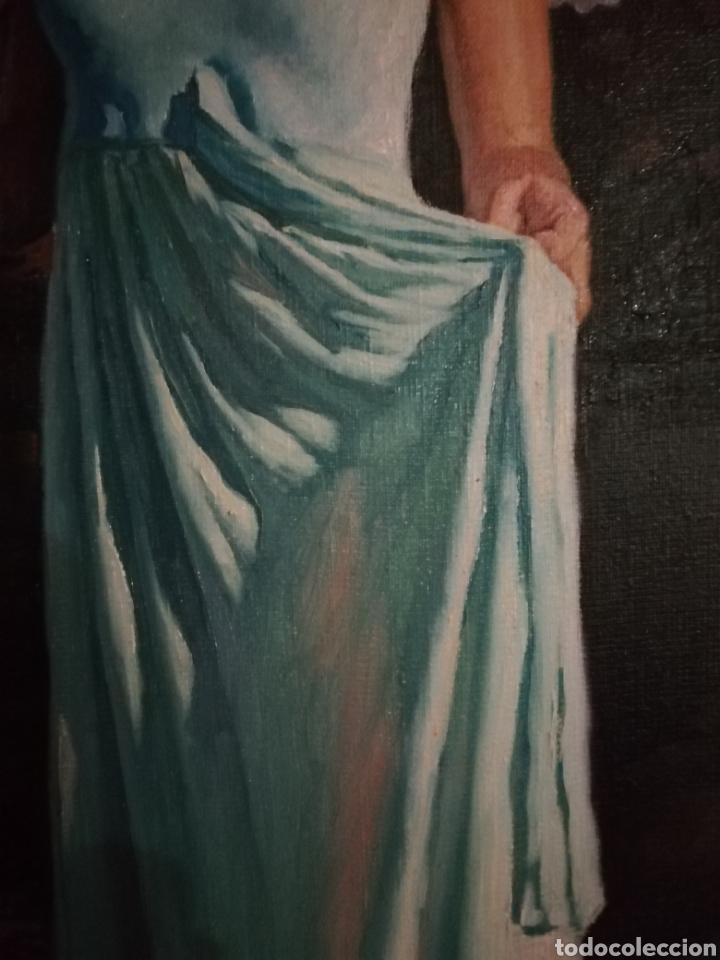 Arte: Mujer en las rocas. - Foto 5 - 164616366