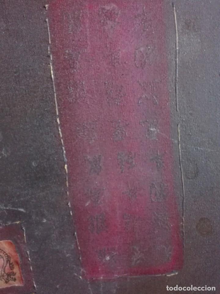Arte: Cuadro abstracto chino medidas 50 x 70 - Foto 4 - 164675418