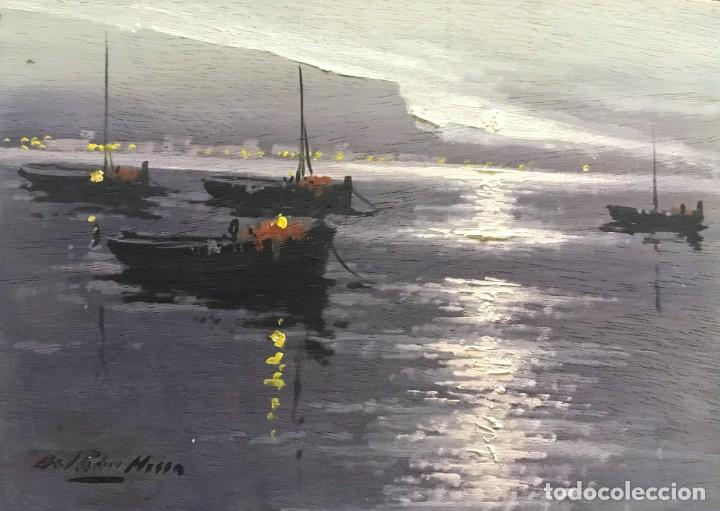 BELTRAN MESSA (1940-2006) (Arte - Pintura - Pintura al Óleo Contemporánea )