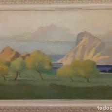 Arte: ARTE.PINTURA. FRANCESC CASADEMONT, APODADO LE VIEUX, ÓLEO SOBRE TELA. Lote 164855866
