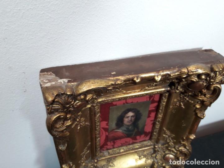 Arte: Miniatura sobre cobre siglo XVIII - Foto 2 - 164890126