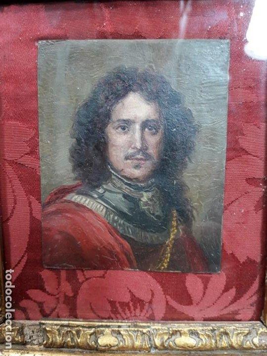Arte: Miniatura sobre cobre siglo XVIII - Foto 3 - 164890126