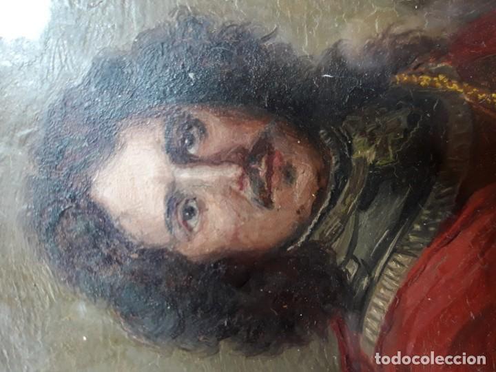 Arte: Miniatura sobre cobre siglo XVIII - Foto 4 - 164890126