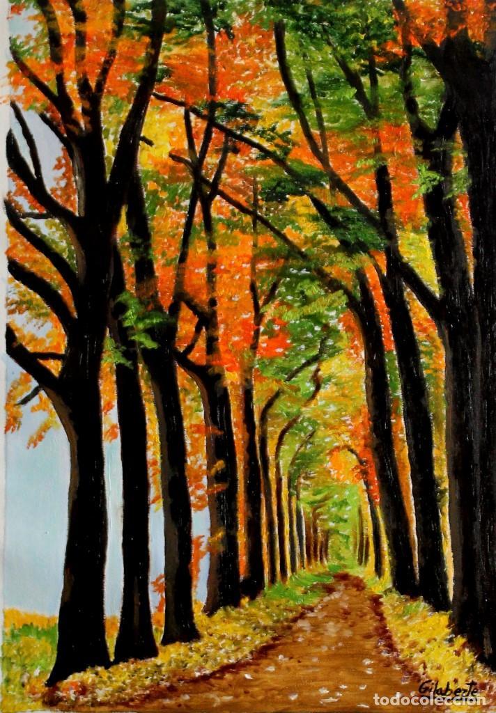 Arte: Camino obra de Gilaberte - Foto 2 - 164978186