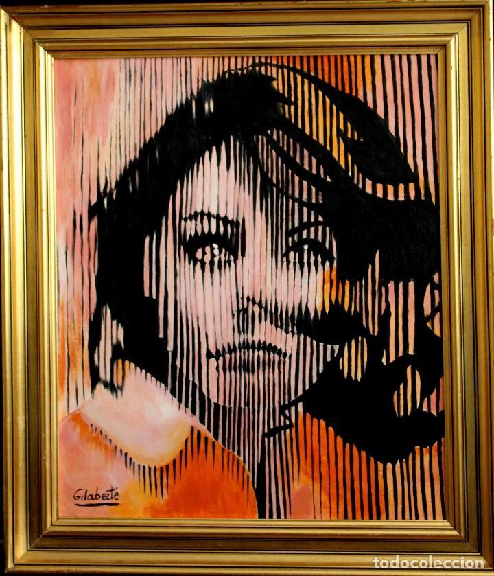 SOFIA OBRA DE GILABERTE (Arte - Pintura - Pintura al Óleo Contemporánea )