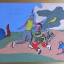 Arte: JORGE CASTILLO. Lote 165606638