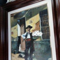 Arte: EL VIZNAGUERO CUADRO. Lote 165683454