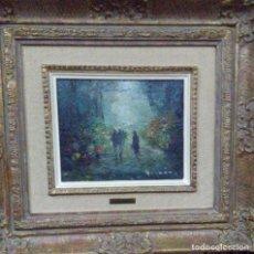 Arte: POVEDA IBARS , RAMON ( PINTOR ) PINTOR , OLEO SOBRE LIENZO ///. Lote 165715630