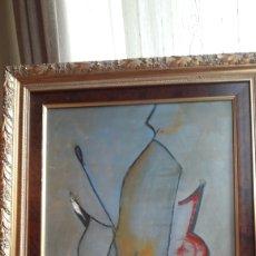 Arte: OLEO SOBRE TABLA ENMARCADO FIRMADO. Lote 165834810