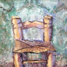 Arte: CARLOS MONSERRATE, PINTOR MALAGUEÑO . T/M. 1991. Lote 166277408