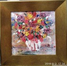 Arte: FLORES. Lote 166802302