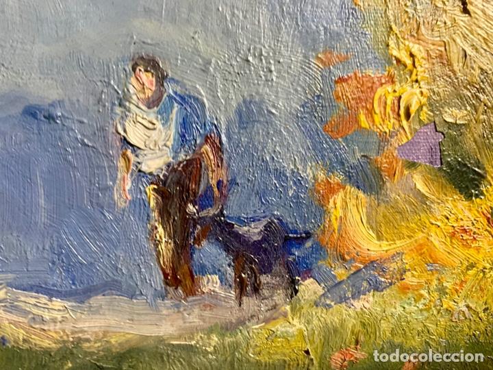 Arte: Alfons Gubern campreciós (1916-1980) 72x59 cm obra, Castellar del Valles - Foto 6 - 166840902