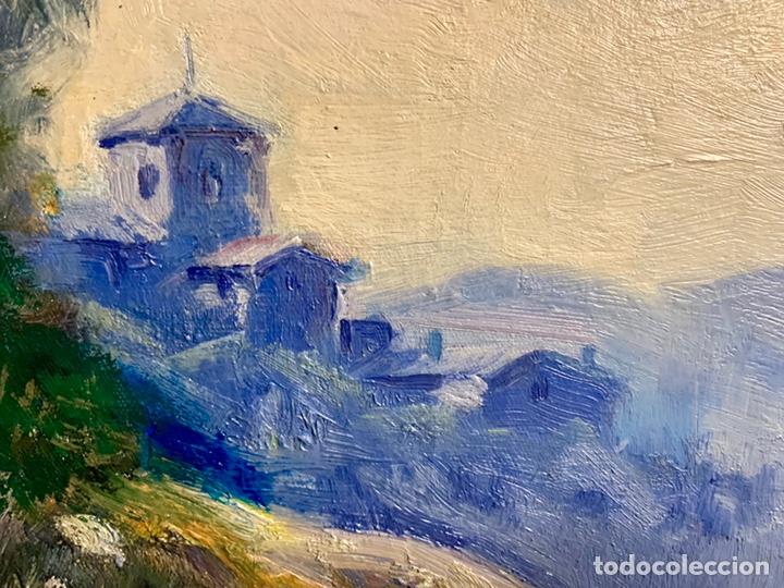 Arte: Alfons Gubern campreciós (1916-1980) 72x59 cm obra, Castellar del Valles - Foto 7 - 166840902