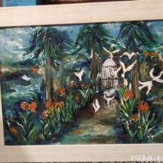 Arte: JARDIN. Lote 166912877
