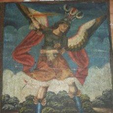 Arte: ARCANGEL SAN GABRIEL DE LA ESCUELA CUSQUEÑA. Lote 167051288