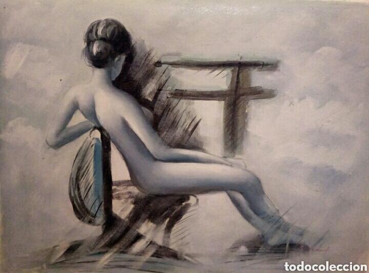 ÓLEO SOBRE LIENZO (Arte - Pintura - Pintura al Óleo Moderna sin fecha definida)
