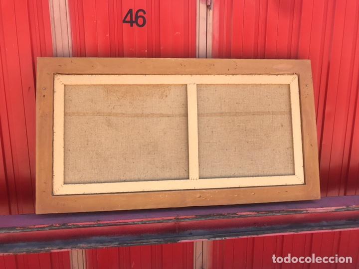 Arte: Cuadro pesquero pan de oro óleo 1,41x75 - Foto 7 - 167504377