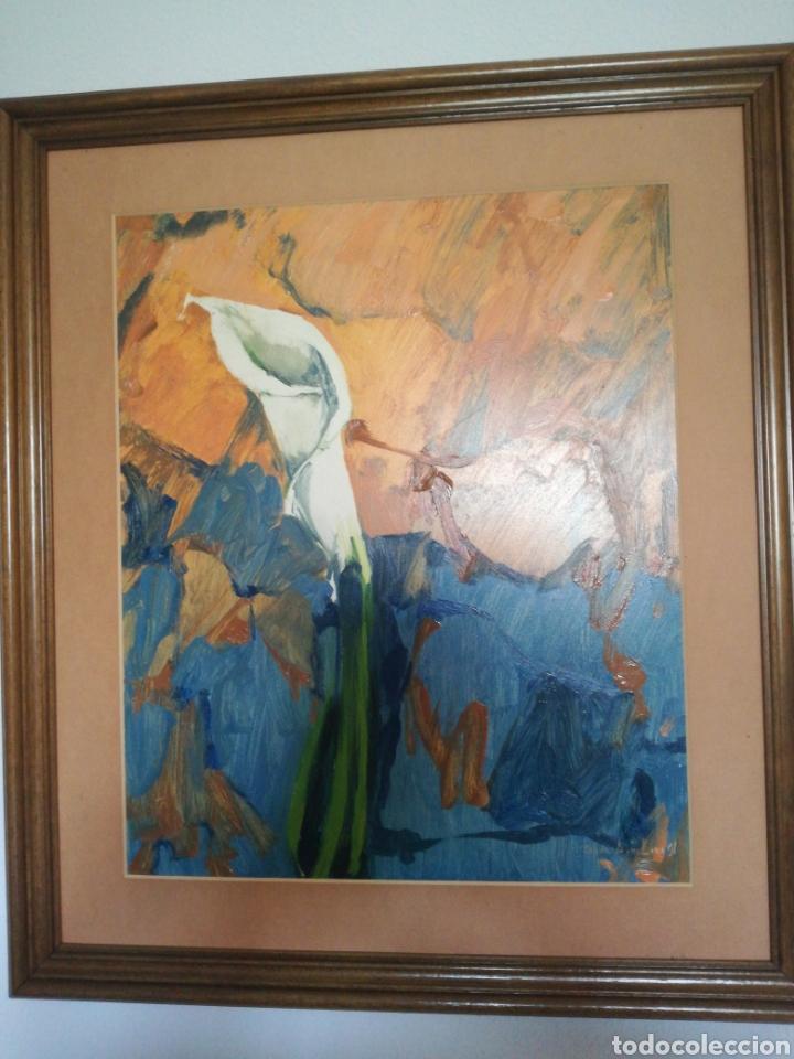 OLEO SOBRE TABLA DE LA ARTISTA PALOMA A.DE LARA (Arte - Pintura - Pintura al Óleo Moderna sin fecha definida)