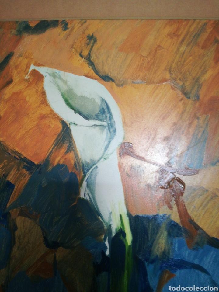 Arte: OLEO SOBRE TABLA DE LA ARTISTA PALOMA A.DE LARA - Foto 2 - 167677961