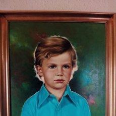 Arte - Retrato infantil del Rey Felipe VI. - 167690916