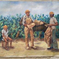 Arte - Óleo sobre lienzo 84 x 110 cm - 167845044